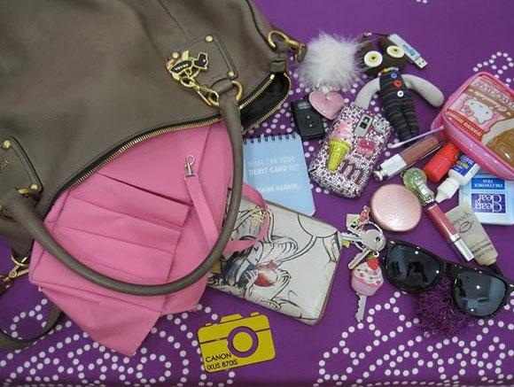Princesa's bag / La borsa di Princesa