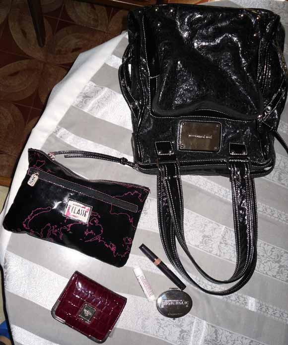 Saretta's bag / La borsa di Saretta