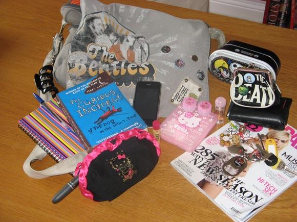Stefania's bag / La borsa di Stefania