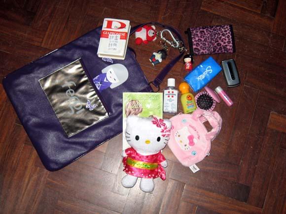 Terry~chan's bag / La borsa di Terry~chan