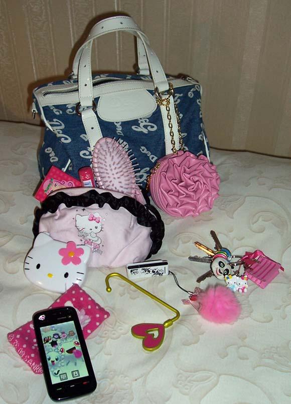 Wonderema's bag / La borsa di Wonderema