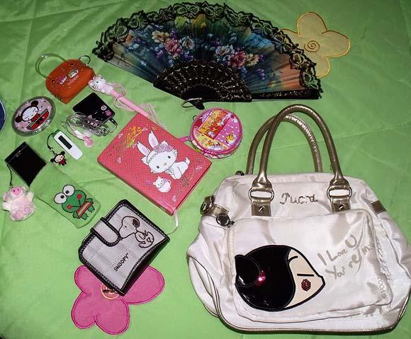 Yokohama's bag / La borsa di Yokohama