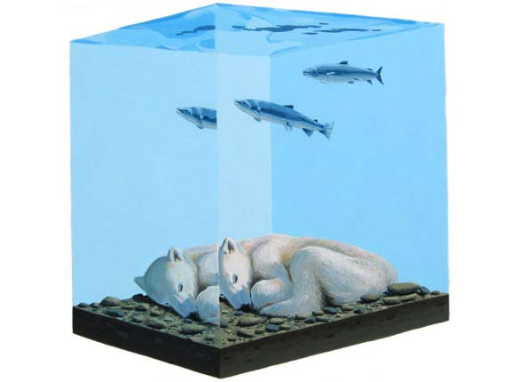 Josh Keyes - 