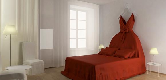 Maison Moschino Hotel Milano - Dormire in un Abito da Sera