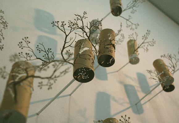 Yuken Teruya Studio - Corner Forest
