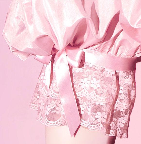 Katherina Andreeva - Pink Sweet Lolita Bloomer