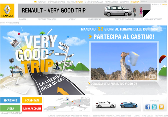 Renault - Very Good Trip