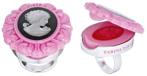 Tarina Tarantino Kawaii Beauty - Lip Gloss Ring Fashion Collection