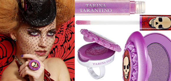 Tarina Tarantino Kawaii Beauty - Victorian Punk Fashion Collection