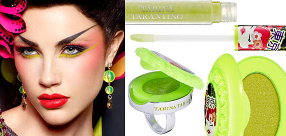 Tarina Tarantino Kawaii Beauty - Tokyo Hardcore Fashion Collection