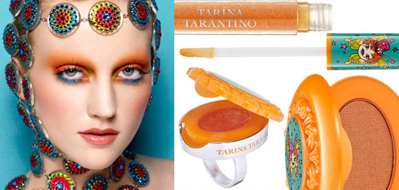 Tarina Tarantino Kawaii Beauty - Electric Butterfly Fashion Collection