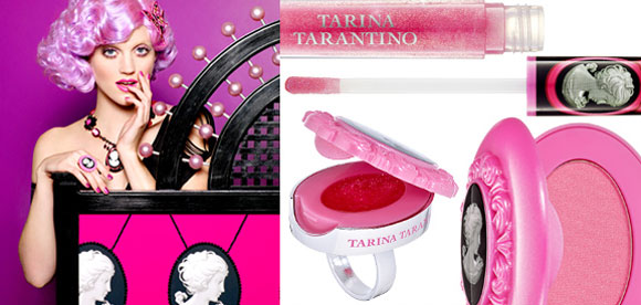 Tarina Tarantino Kawaii Beauty - Candy Cameo Fashion Collection