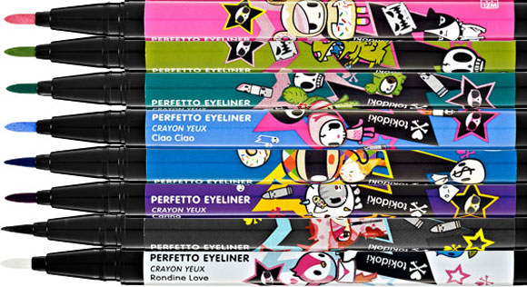 Tokidoki kawaii Beauty - Perfetto Pen Eyeliner
