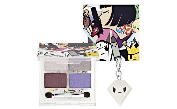 Tokidoki kawaii Beauty - Cromatico Eyeshadow Palette, Diamante