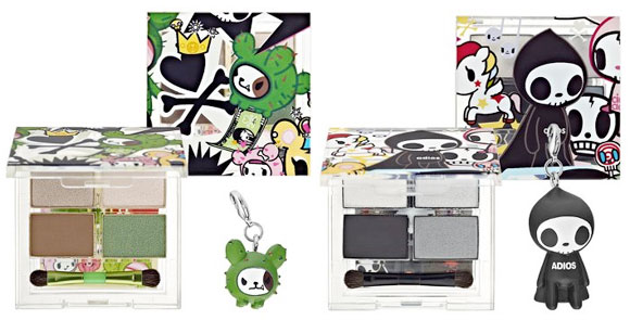 Tokidoki kawaii Beauty - Cromatico Eyeshadow Palette, Bastardino and Adios width=