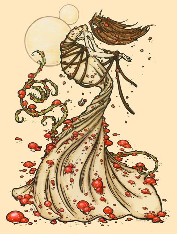 © Brandi Milne - The Emancipation of Princess Toadstool, 2007
