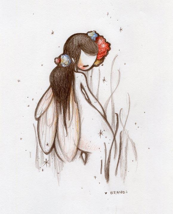 © Brandi Milne - Fairy, 2010