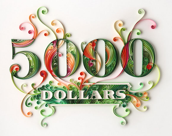 Yulia Brodskaya - 5000 Dollars