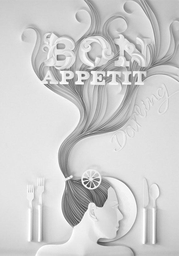 Yulia Brodskaya - Bon Appetit