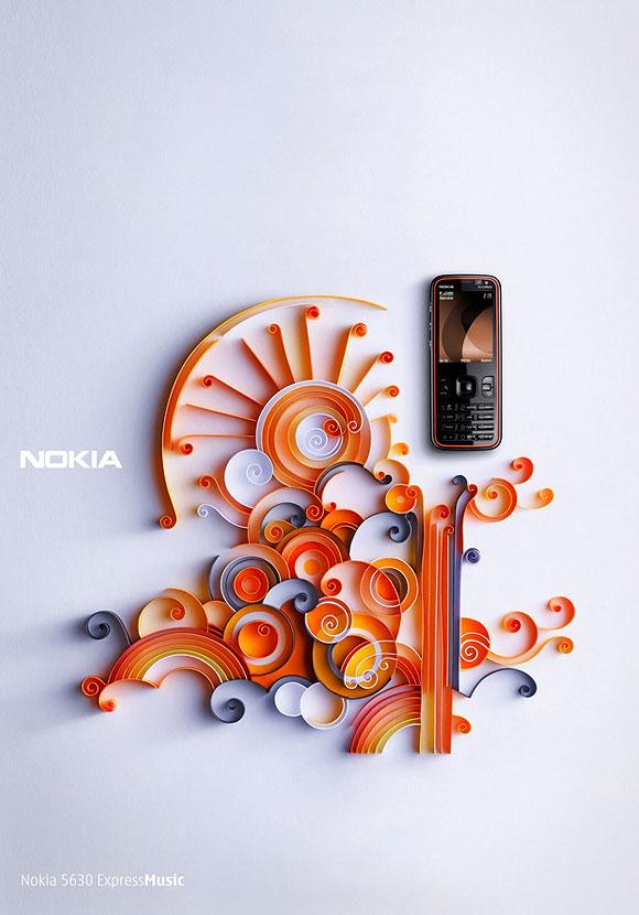 Yulia Brodskaya - Nokia 5630, Express Music