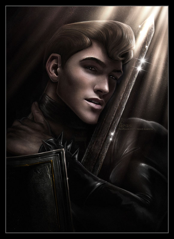 David Kawena - Prince Phillip (La Bella Addormentata nel Bosco / Sleeping Beauty), Disney Heroes Photoshot, 2013