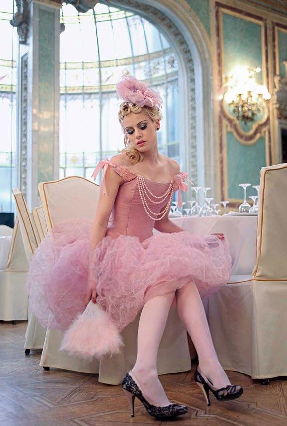 © Maya Hansen - Wild Rose Couture Corset