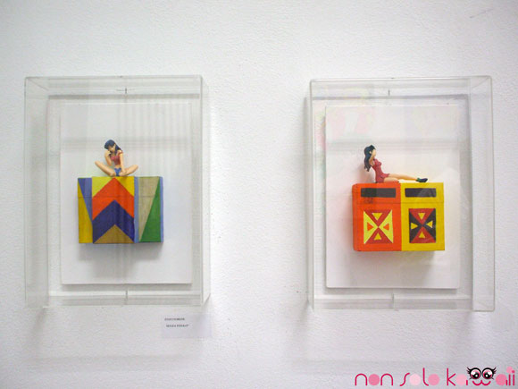 Enzo Forese, Micropop & Nipponsuggestioni - Angel Art Gallery