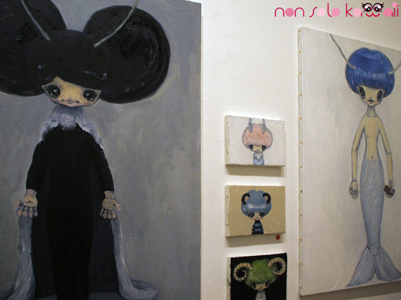 Tomoko Nagao, Micropop & Nipponsuggestioni - Angel Art Gallery