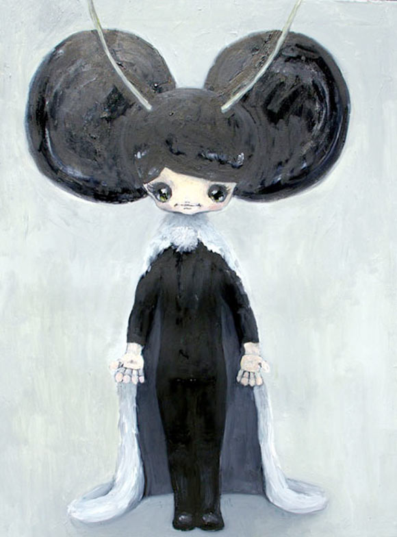 Tomoko Nagao - kawaii Costume Black
