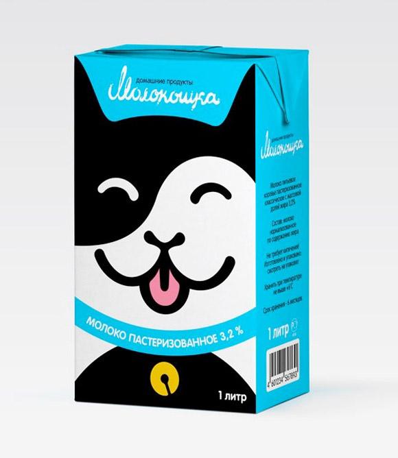 Hattamonkey - Cat Milk packaging - gatto latte