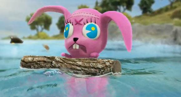 Asics Onitsuka Tiger - Zodiac Race, kawaii pink rabbit, coniglio rosa