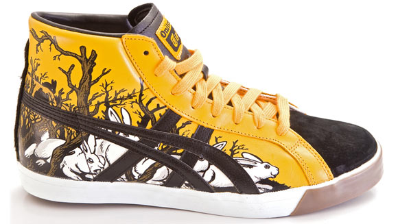 Asics Onitsuka Tiger - Zodiac Collection, Rabbit shoes, scarpa coniglio