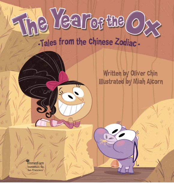 The Year of OX, Immedium publisher