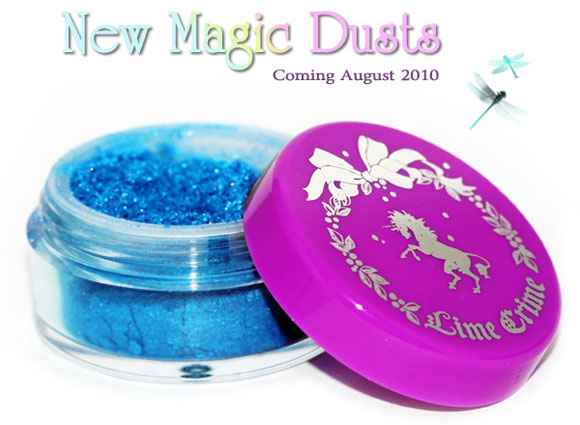 Lime Crime - New Magic Dust