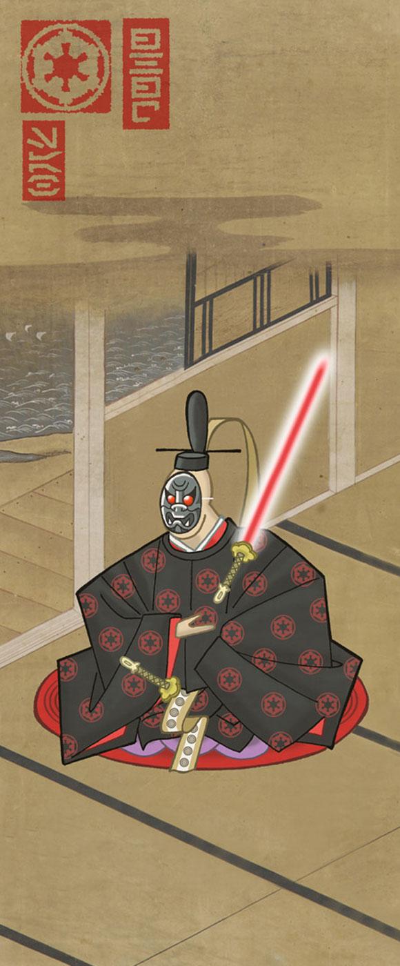 Steve Bialik - Darth Vader
