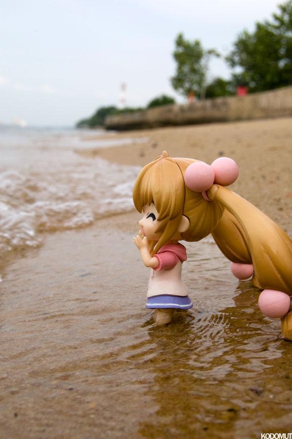 Nendoroid Mikku Kagami - Sun Sand Sea