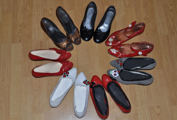 Biam!'s shoes