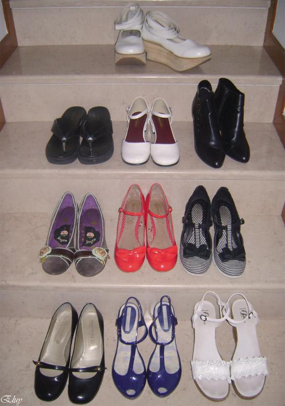 Eluy's shoes