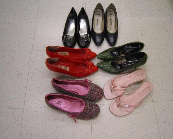 Kawaiigurl~'s shoes