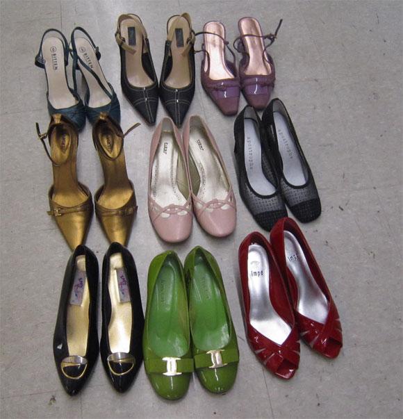 Sophia's shoes