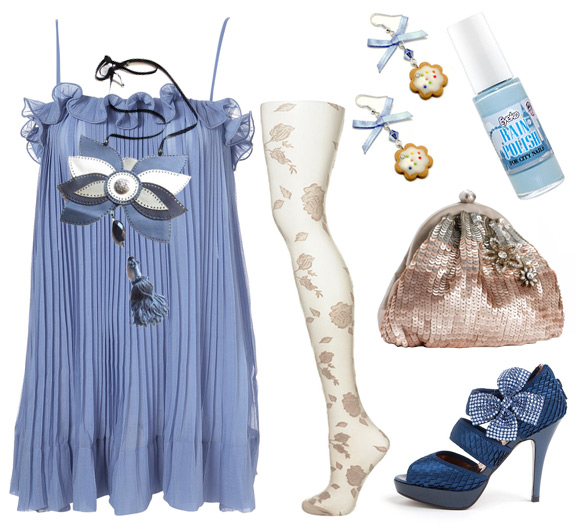 Get the Kawaii Look: Alice in Wonderland