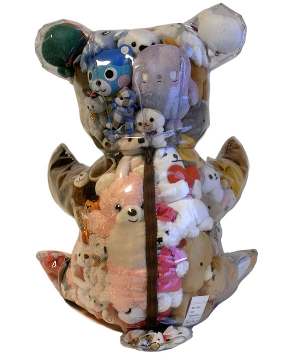 Takako Kimura, Bear, Celestial Sphere, 2009