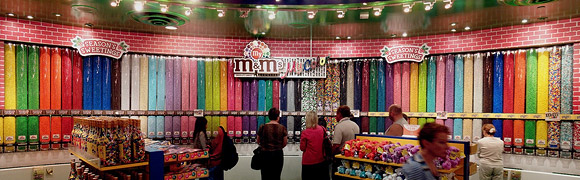 M&amp;M's Store Las Vegas