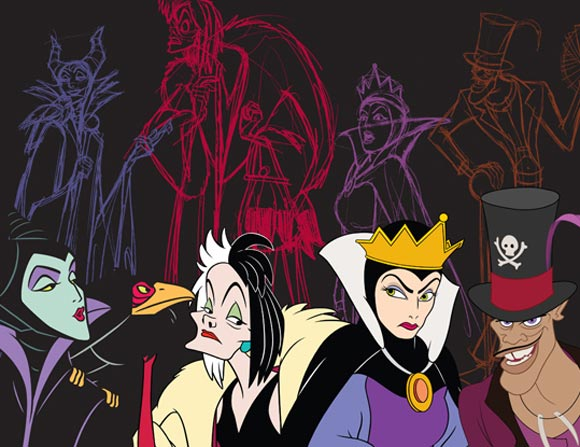 Disney - Venomous Villain