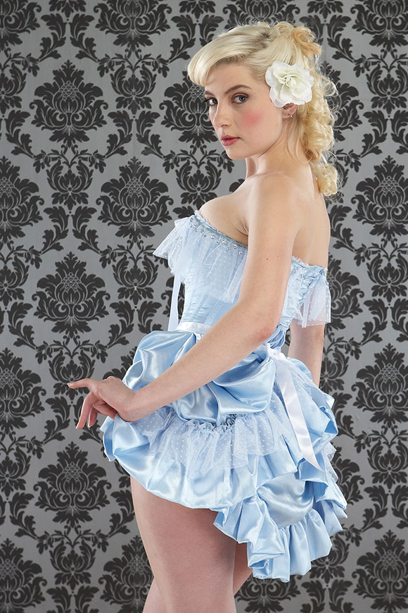 FairyGothMother, Lulu and Lush Lingerie, Alice Bustle