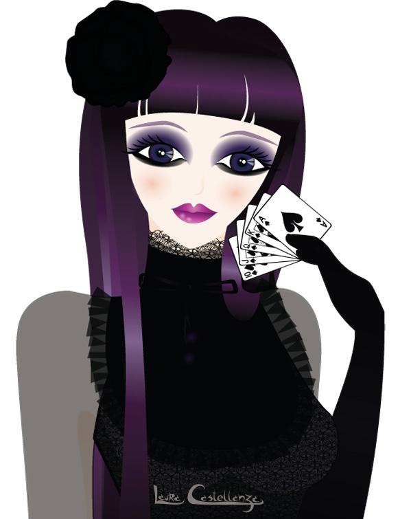 Laura Castellanza, Kuro Lolita