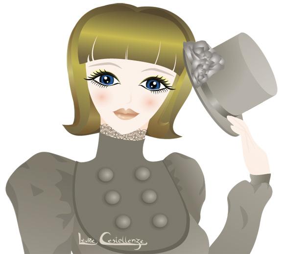 Laura Castellanza, Classic Lolita