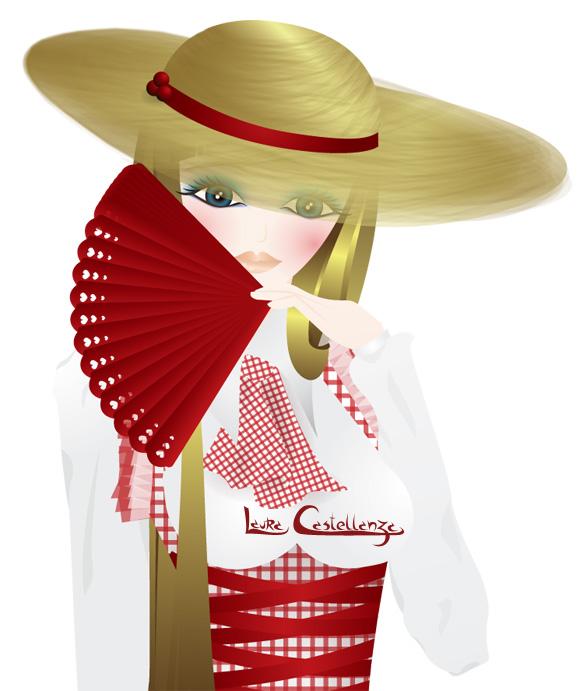 Laura Castellanza, Country Lolita