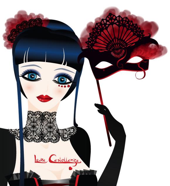 Laura Castellanza, Erotic  Lolita