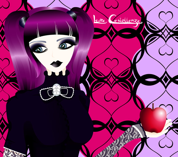 Laura Castellanza, Gothic & Sweet Lolita